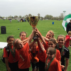GU9 E  Nike Cup Gold Champs, Elite Thaw Champs