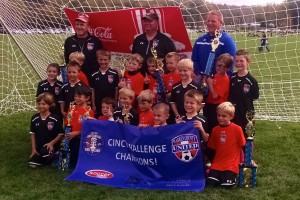 U8 Cincy Chall Champs Fl14